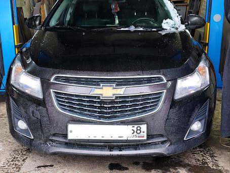 Диагностика акпп Chevrolet Cruzeв Пензе