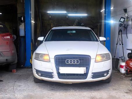 Диагностика вариатора  Audi A6 в Пензе