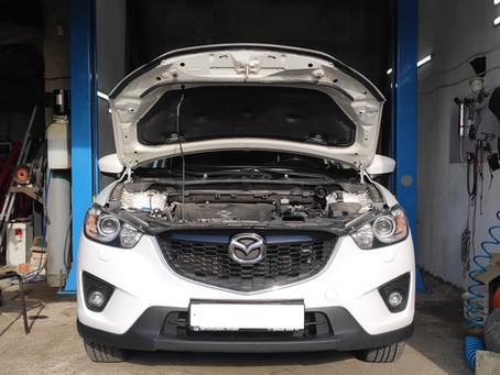 Техническое обслуживание АКПП Mazda CX-5 в Пензе