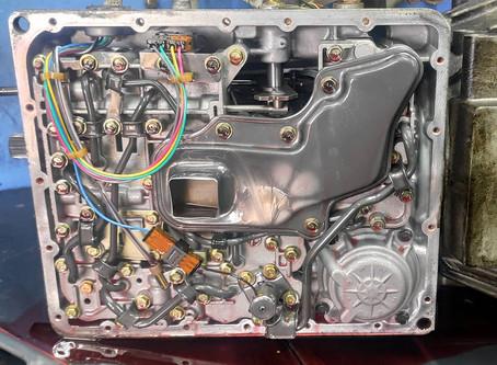 Ремонт АКПП Mazda в Пензе