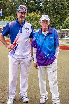 Winner was Joe Thorburn Kensington and R