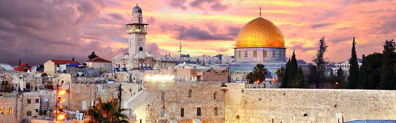 Voyage en famille Israël