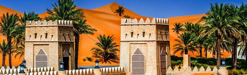 Voyage en famille Oman
