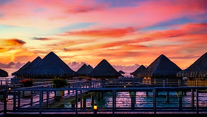 Voyage en famille Tahiti