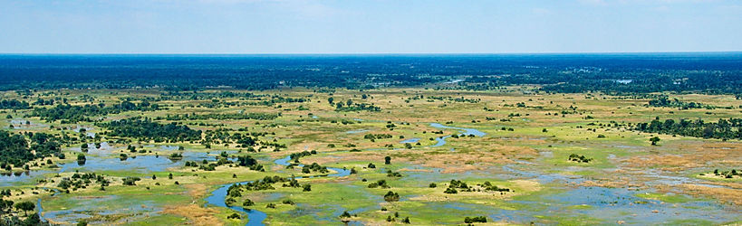 Voyage en famille Botswana
