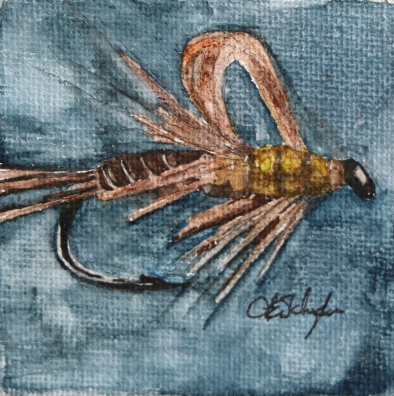 Loop Wing Emerger