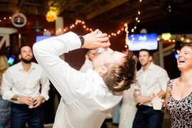 McElroy / Champagne Wedding