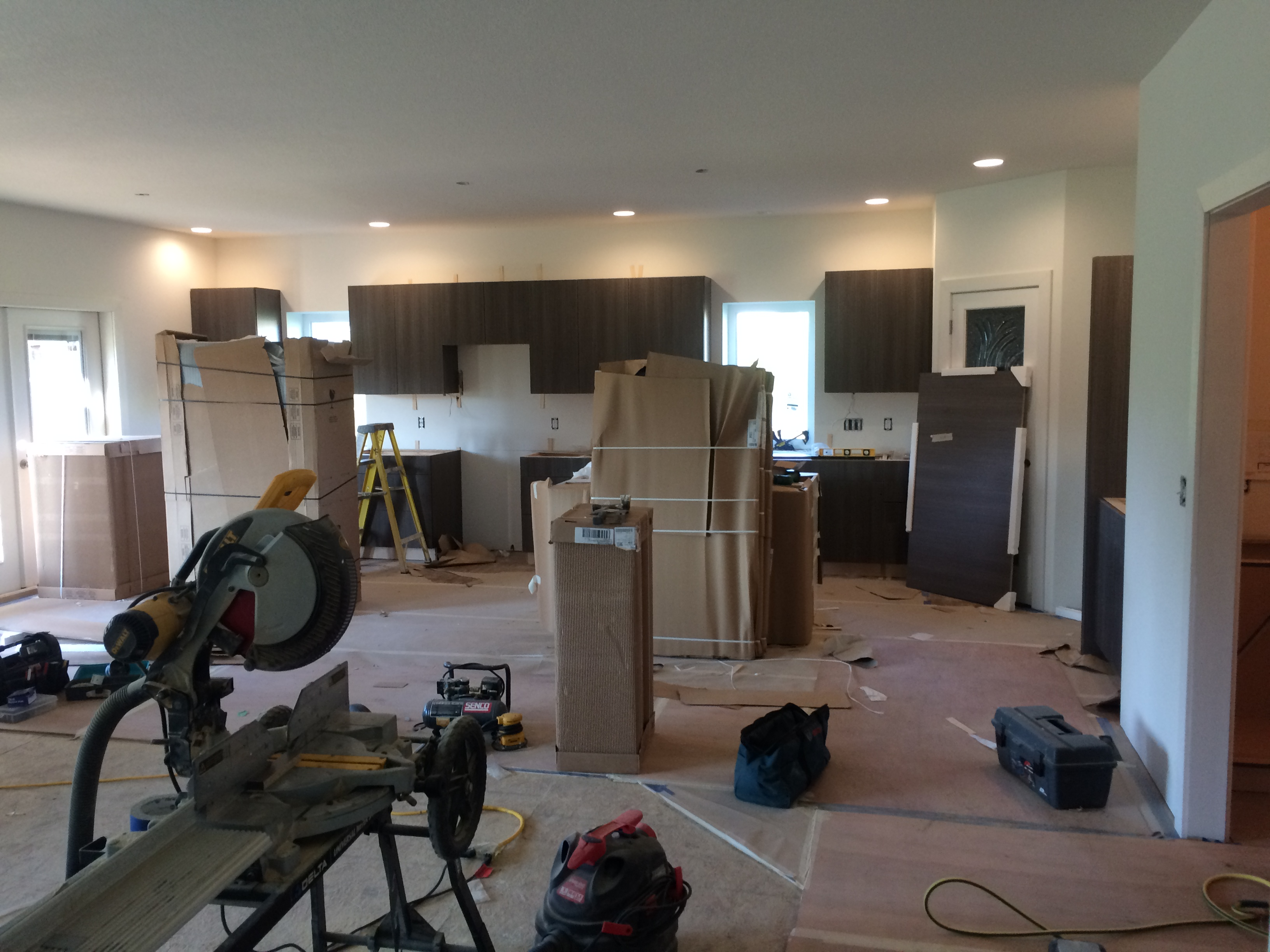 Kitchen Cabinetry Installation 2