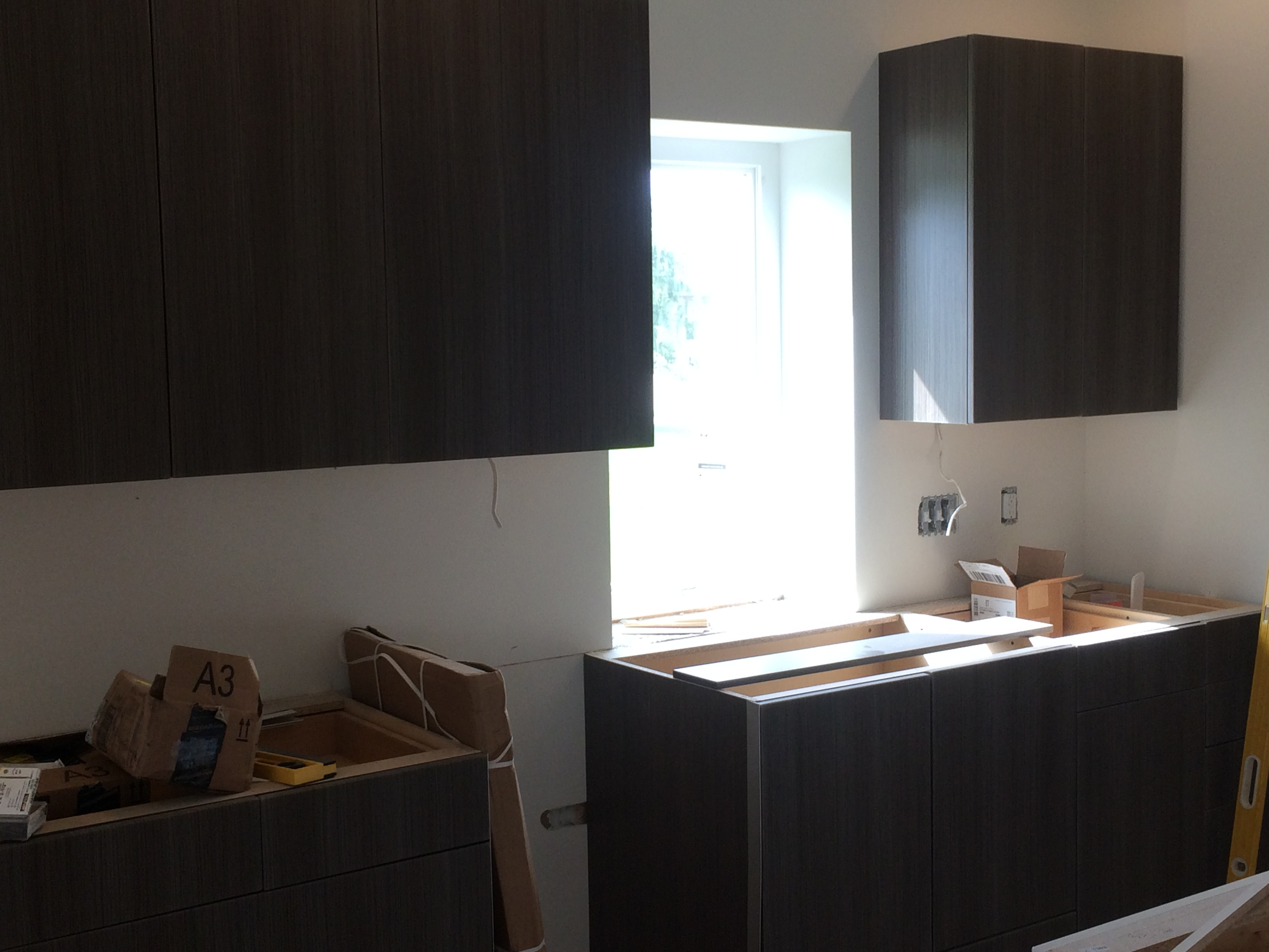 Kitchen Cabinetry Installation 3