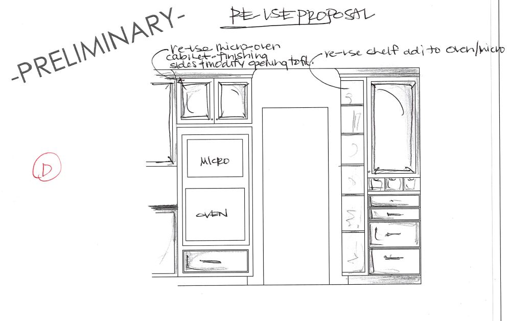 Proposed Cabinet Layout D