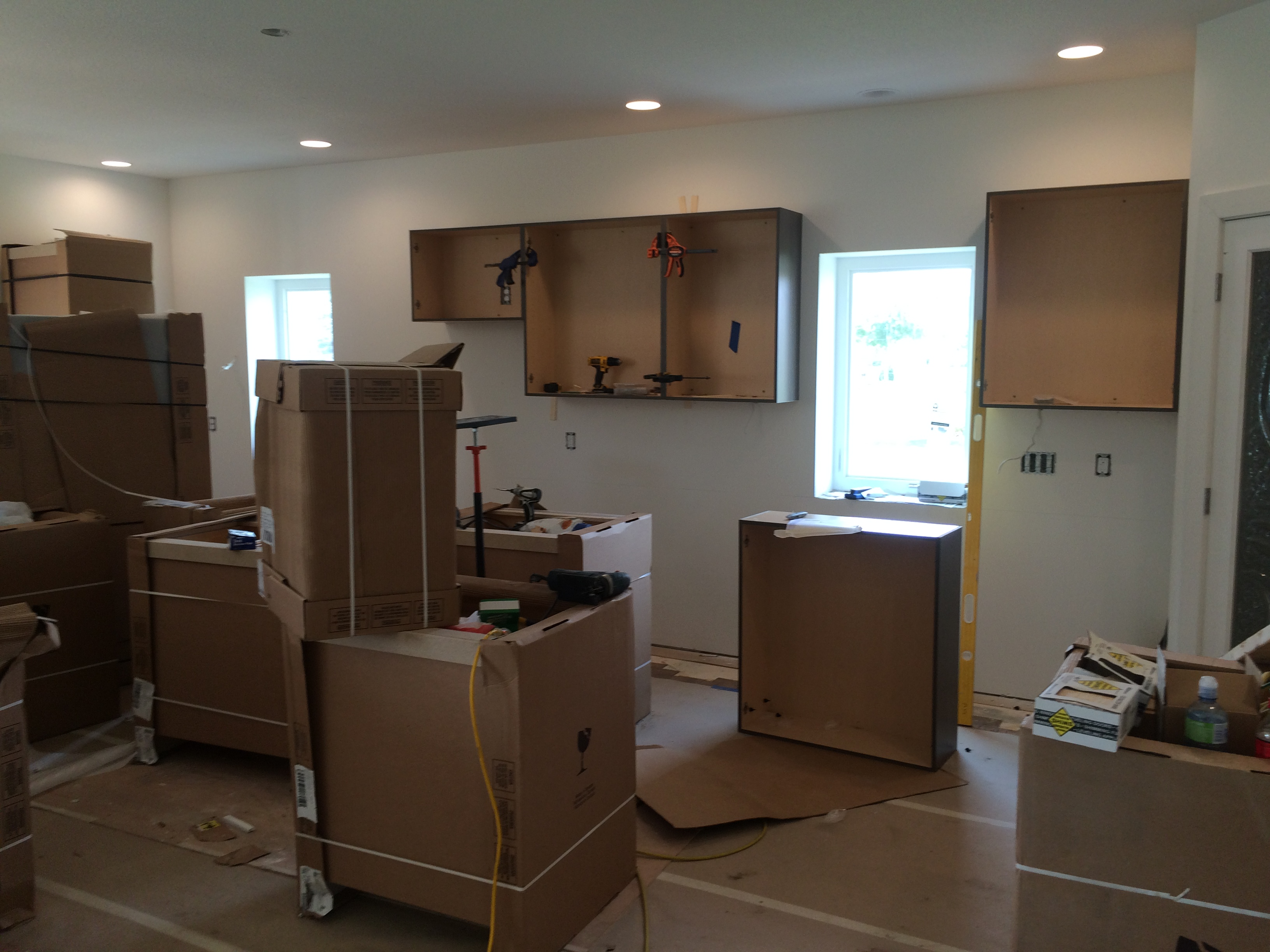 Kitchen Cabinetry Installation