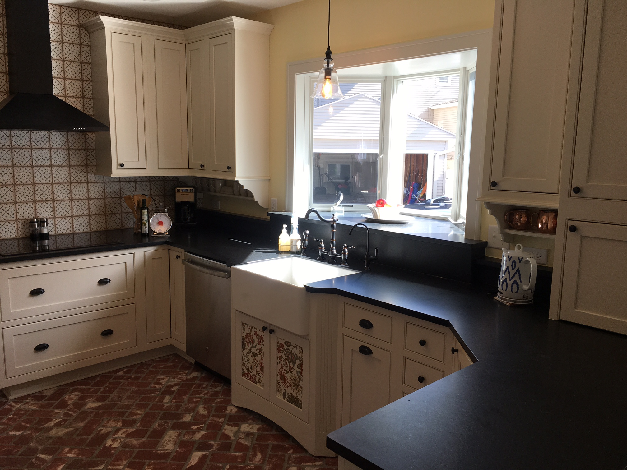 Honed Countertops
