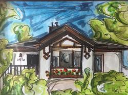 Private Residence, Cedar Falls Iowa