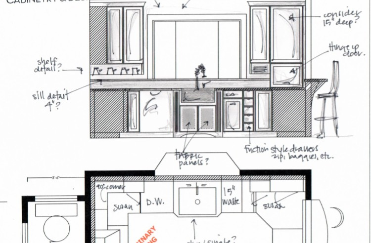 kitchen concept plan