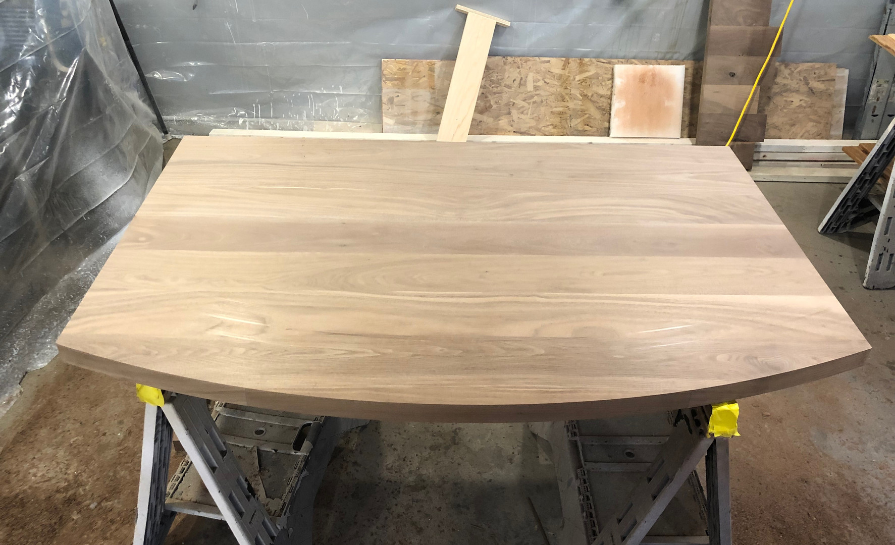 Island walnut top in progress (1).JPG