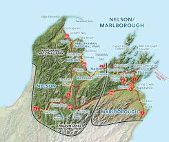 Tasman-Nelson-Marlborough Regions
