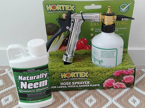 100Ltr Insecticide + Hortex Hose Sprayer