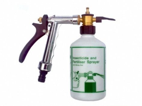Hortex Fertilizer/Insecticide Hose Sprayer -