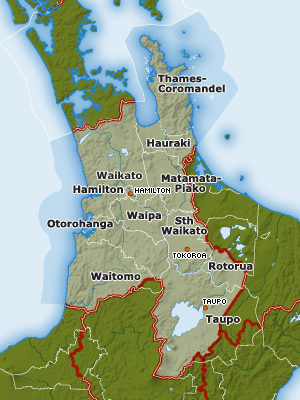 Waikato Region