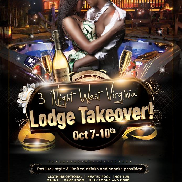 3 Night Lodge Takeover