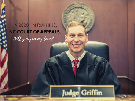 Changes Ahead For The North Carolina Court Of Appeals?