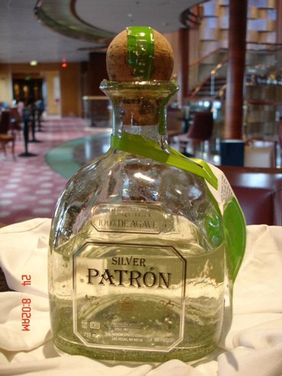 Tequila SILVER PATRON.JPG
