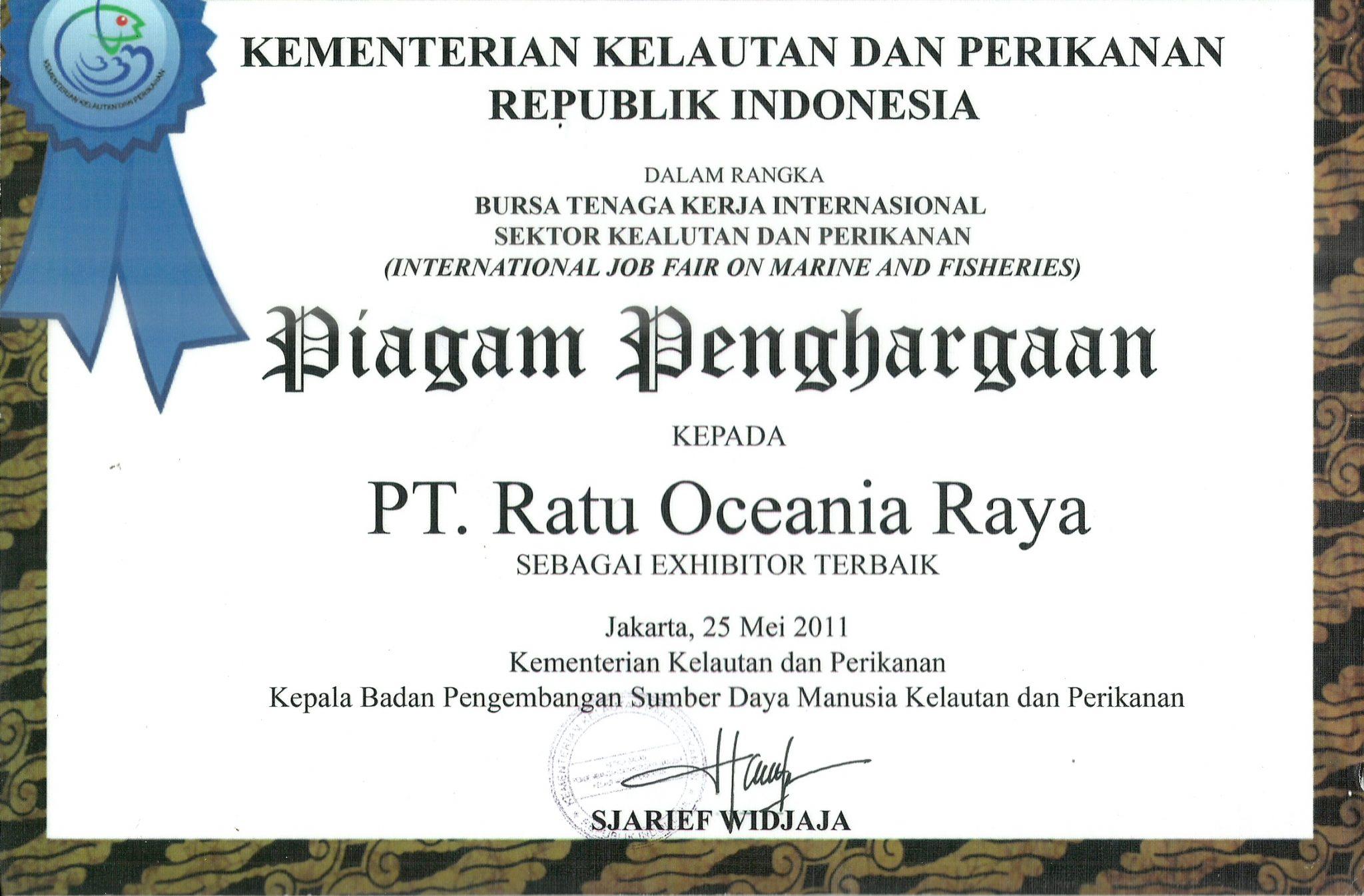 KKP Award