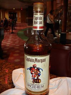 Rum CAPTAIN MORGAN (SPAICED RUM).JPG