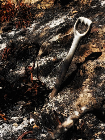 shovel full of memories