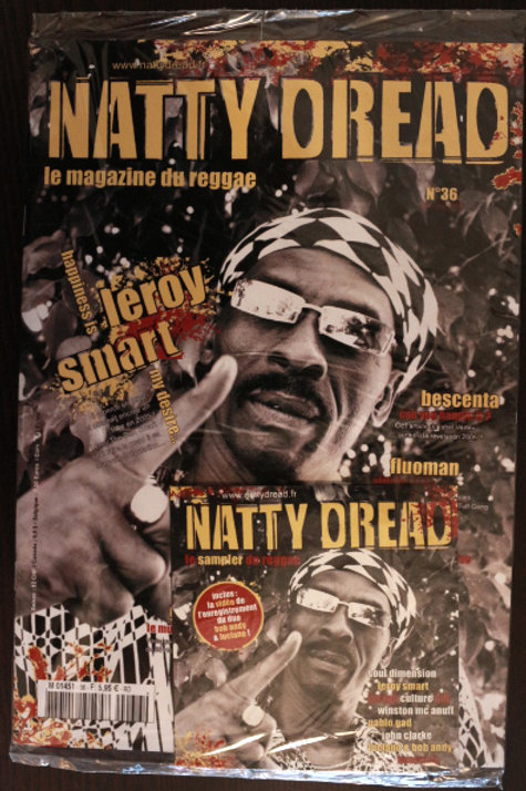 NATTY DREAD N°36 + Sampler