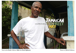 Portraits : Jamaican Street Art-ists...