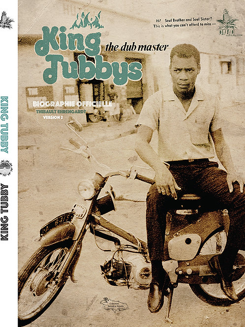 King Tubby - the dub master.
