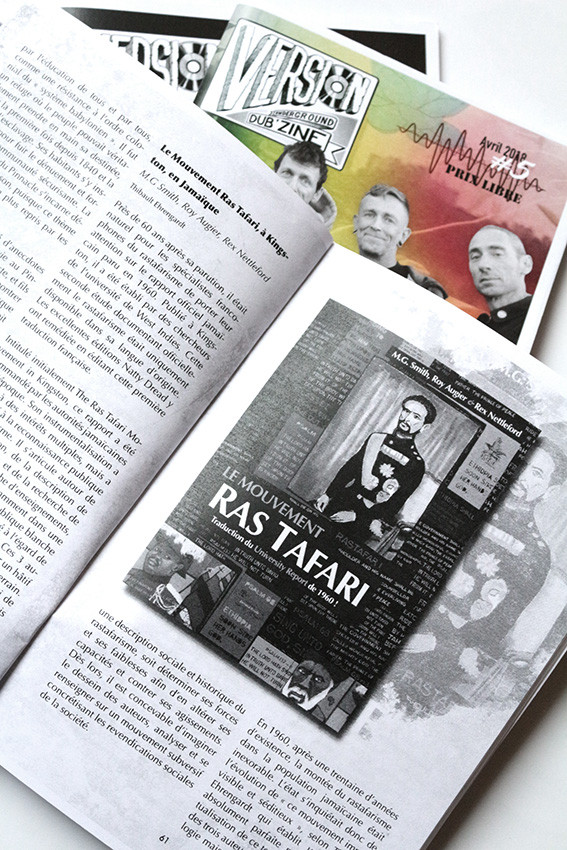 Version fanzine