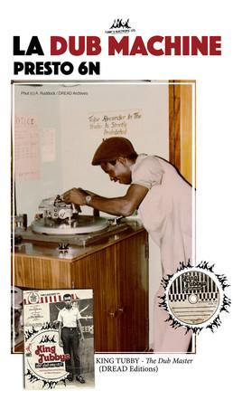 King Tubby's Essentials : the Dub Machine