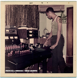 Rare photo of King Tubby and the MCI (1973!)
