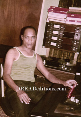 Rare photo de King Tubby