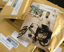 King Tubby books in English have arrived! And will soon be dispatched...