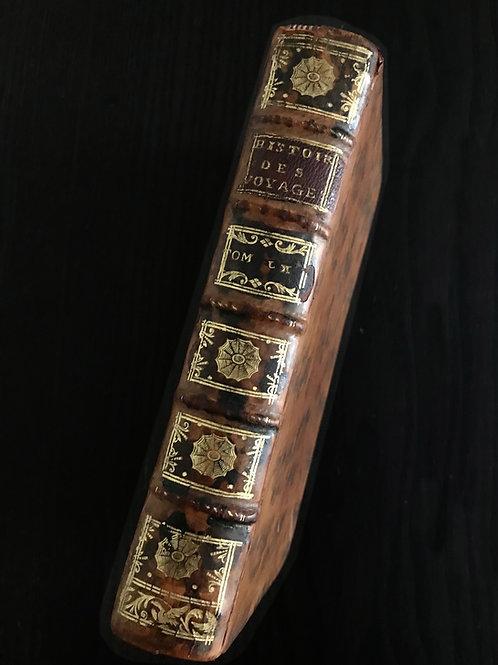 Histoire des Voyages (La Jamaïque), 1759 !