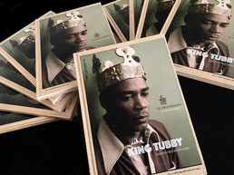 Here comes King Tubby... inna Limited Deluxe Edition!