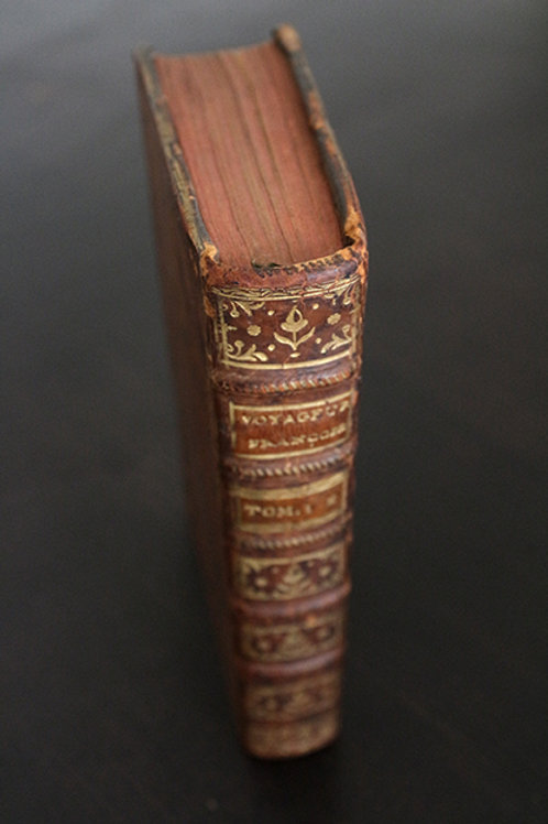 Livre ancien, Le Voyageur François (1772). 77€
