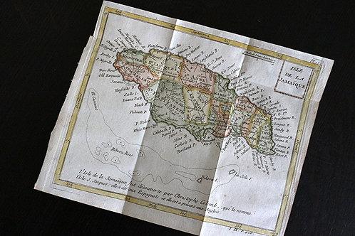 Isle de la Jamaïque (1780)