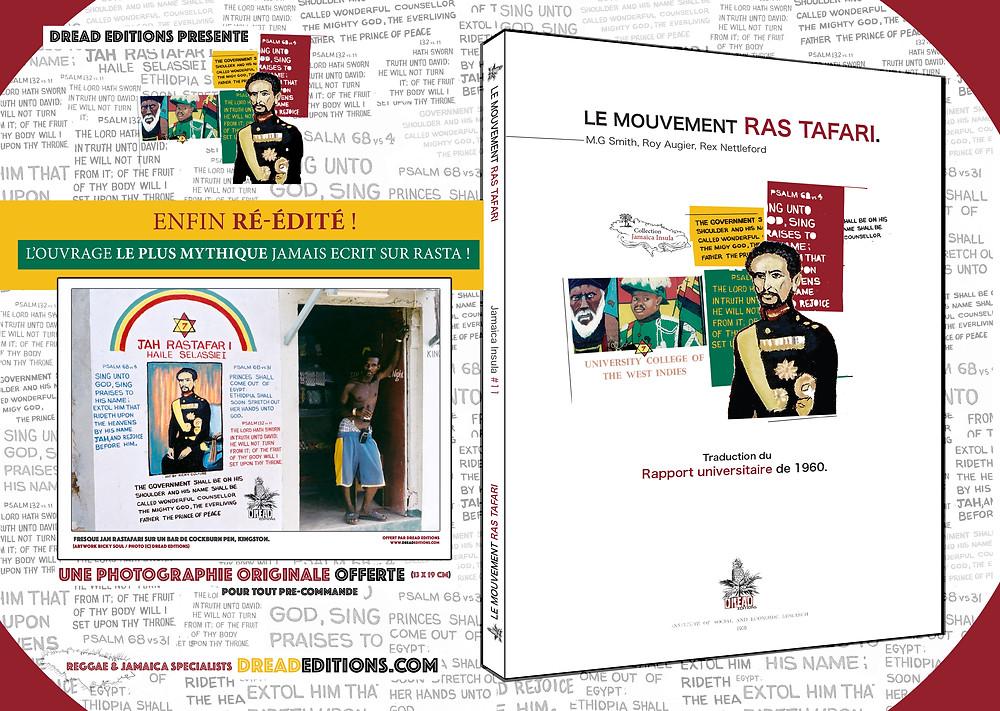 Livre Rasta reggae dread editions