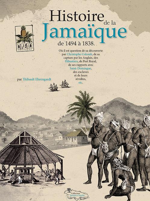 Histoire de la Jamaïque de 1494 à 1838