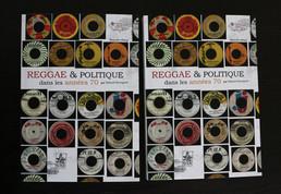 Reggae et politique... à nouveau disponible (pour quelques exemplaires) !