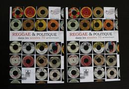 Reggae et politique... épuisé (à nouveau).