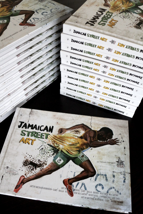 Jamaican Street Art (DREAD Editions)