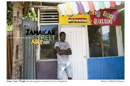 Jamaican Street Artists: Portrait (4).