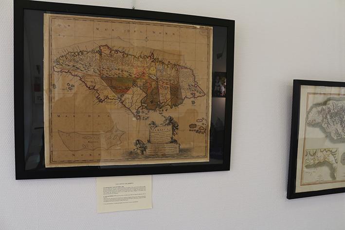 Cartes anciennes de Jamaïque
