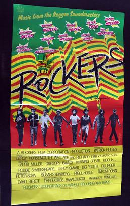 Rockers, le meilleur film reggae de tous les temps...