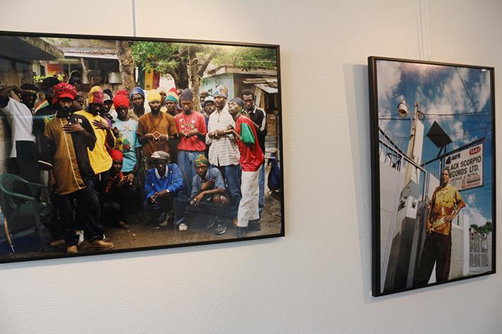 De grands artistes reggae...